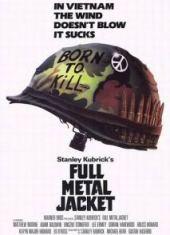 La Chaqueta Metálica (Stanley Kubrick, 1987)