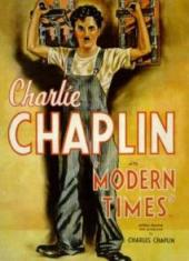 Tiempos Modernos (Charles Chaplin, 1936)