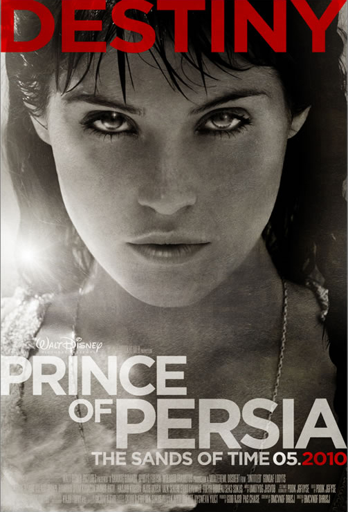 prince persia poster 2