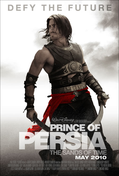 prince persia poster