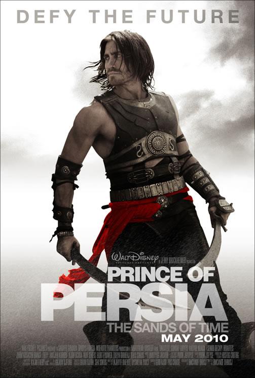 prince persia poster