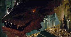 El Hobbit Desolación de Smaug 2