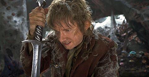El Hobbit Desolación de Smaug
