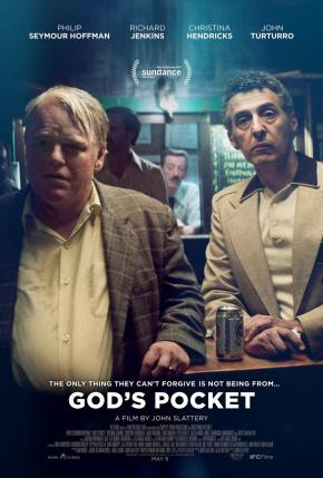 gods pocket poster