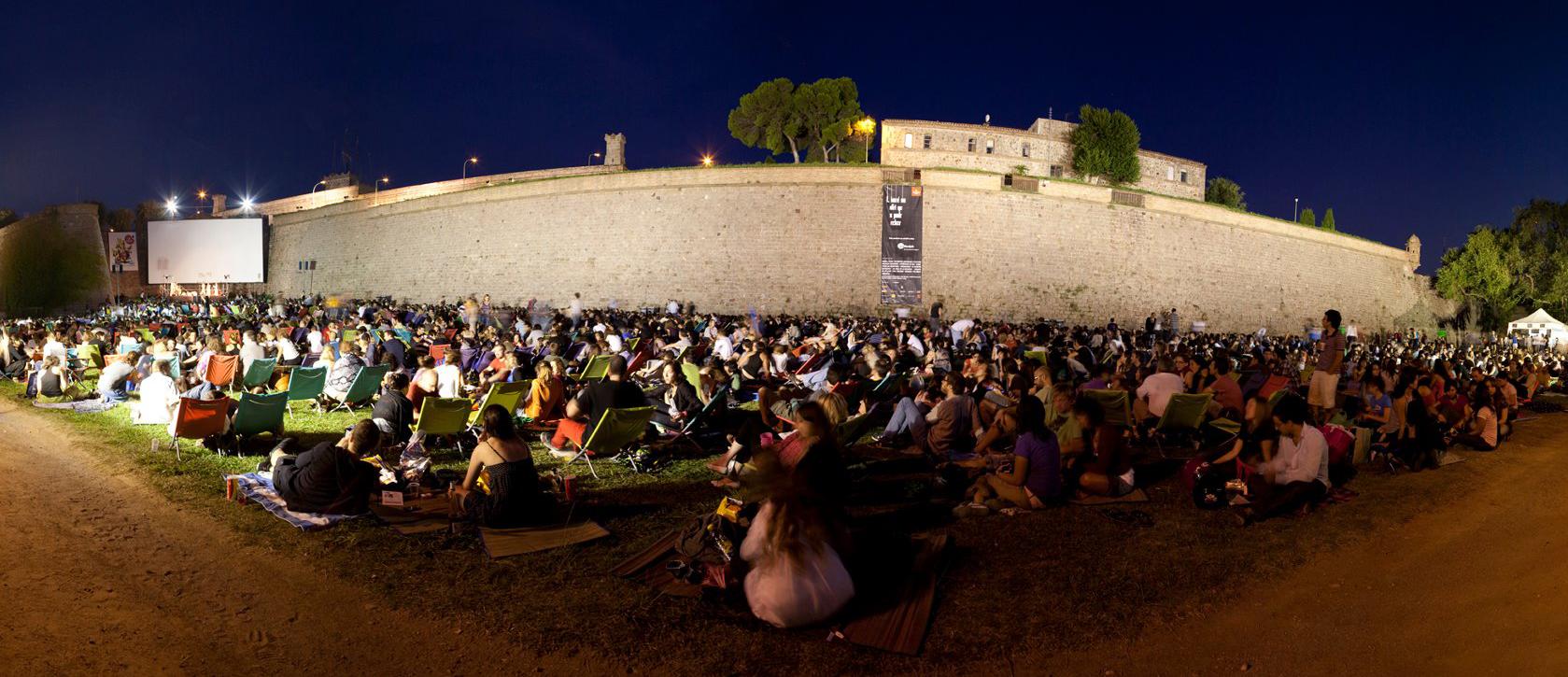 Cinema A La Fresca 2014 Diari Gran Del Sobiranisme