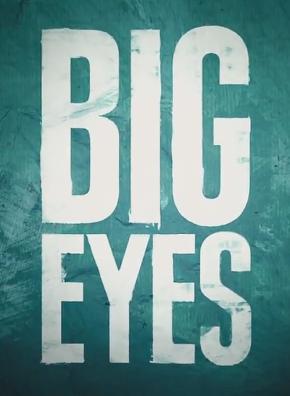Big Eyes poster1