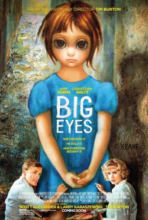 Big Eyes poster2