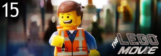 15 Lego