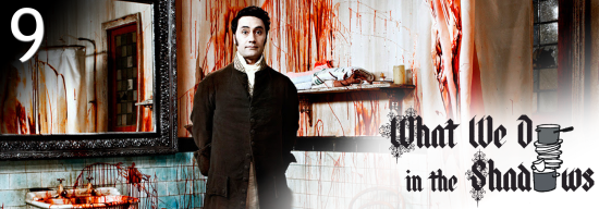 9 What we do in the Shadows
