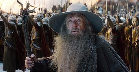 El Hobbit Batalla Cinco Ejércitos 2