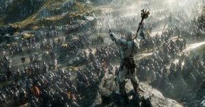 El Hobbit Batalla Cinco Ejércitos